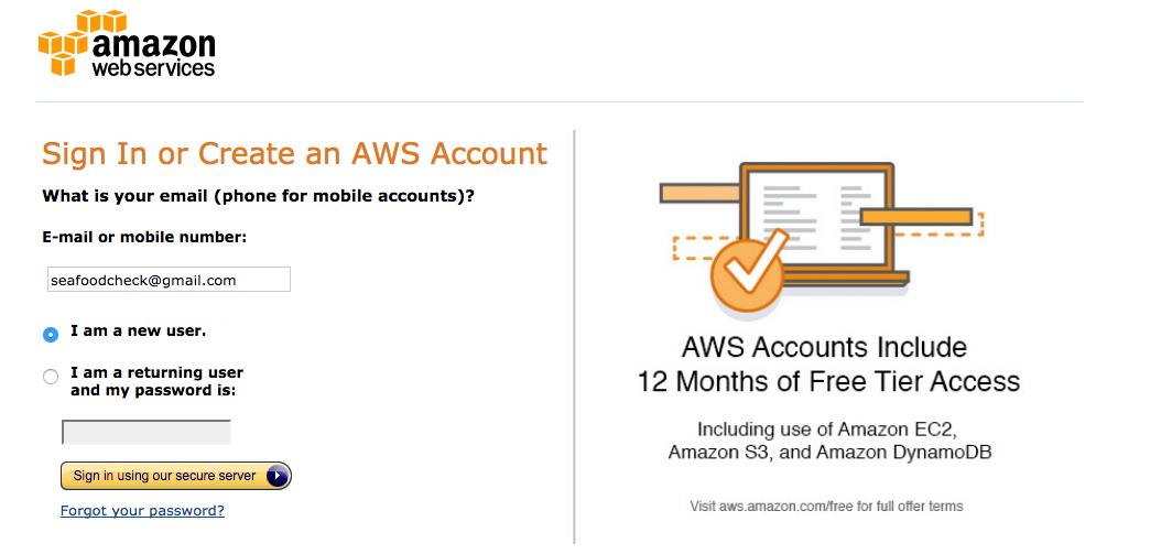 Deploying an AngularJS app to Amazon EC2 (Part I)